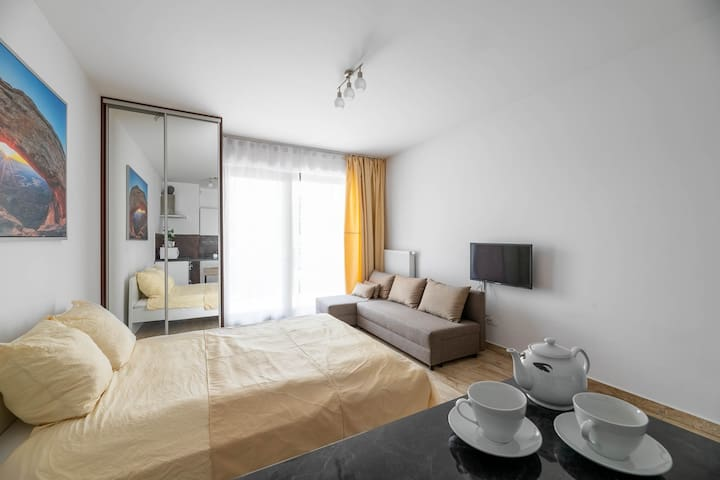 Apartament Goka Like It Gold