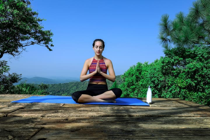 Yoga/Meditation and nature lovers  paradise