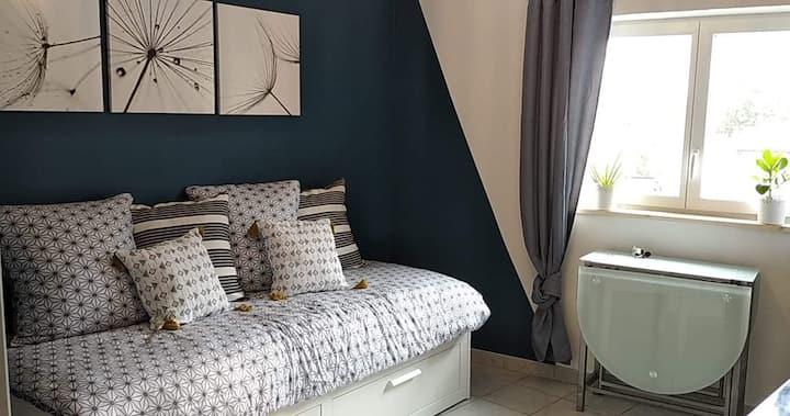 Studio cosy au cœur de St Georges sur Loire