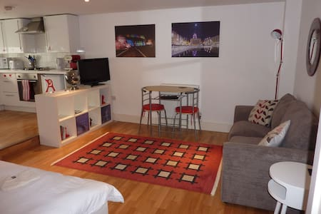 Quiet Studio close to City centre - Nottingham