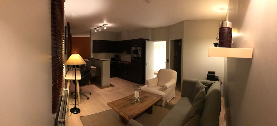 1.1 - Studio for two persons in European District - Etterbeek - Appartement