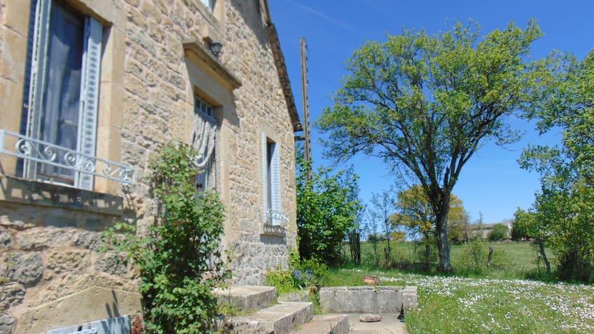 Le Puech - Rodelle - House