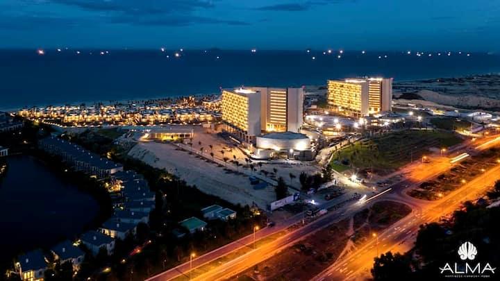 Resort Cam Ranh, Nha Trang 5* - Căn hộ 2BR-7pax