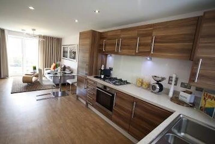 Stunning 2 bedroom show home in Stockton On Tees