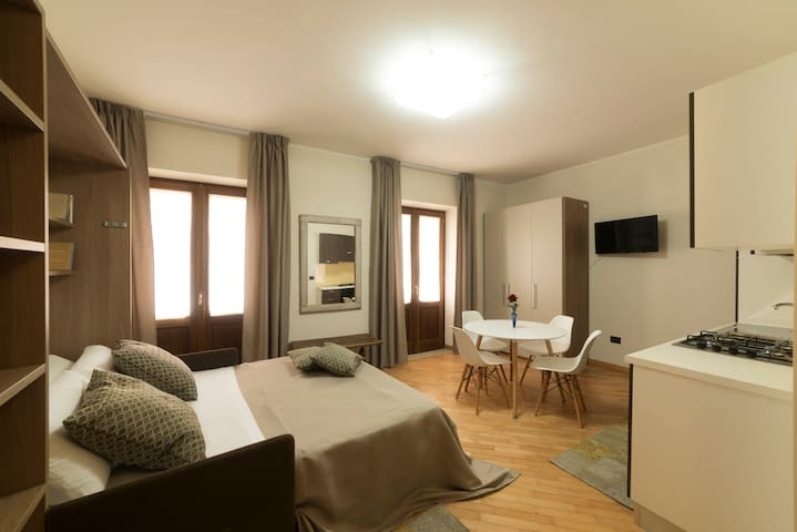 BBuSS_Country_Club  -MONOLOCALE- - Catanzaro - Serviced apartment