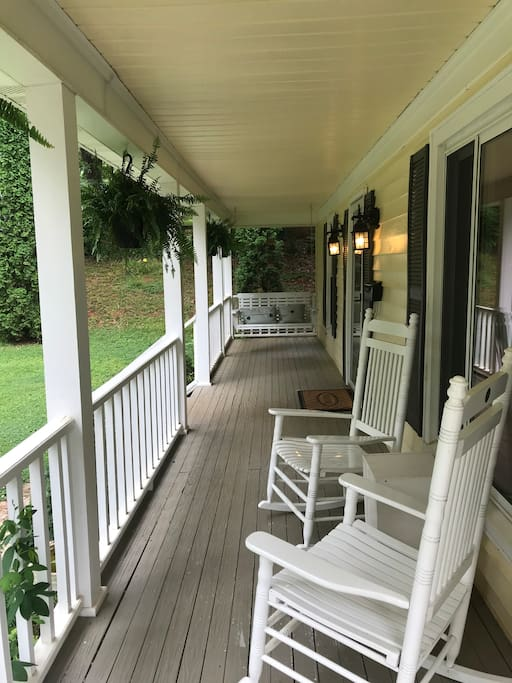 Front porch southern living!