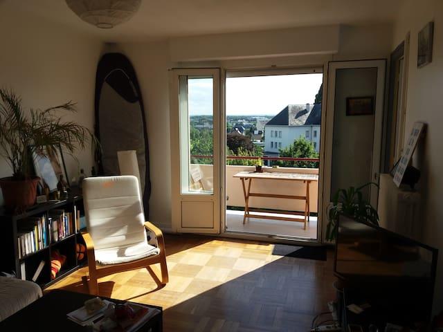 Calme et lumineux T2. - Rennes - Appartement