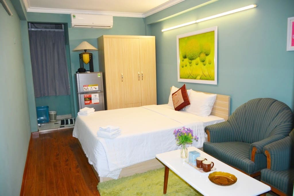 Luxury apartment in hanoi old quarter appart 39 h tels for Appart hotel hanoi