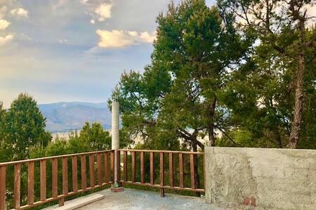 Wonderful views of Arteaga's Mountains