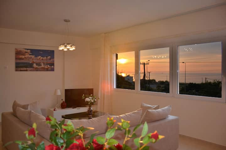 Great sea view suite offers variety of activities