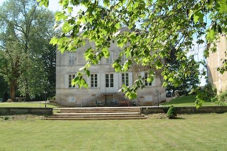 Chambre de Maison de Maitre, 10km de Brantome - Saint-Pierre-de-Côle