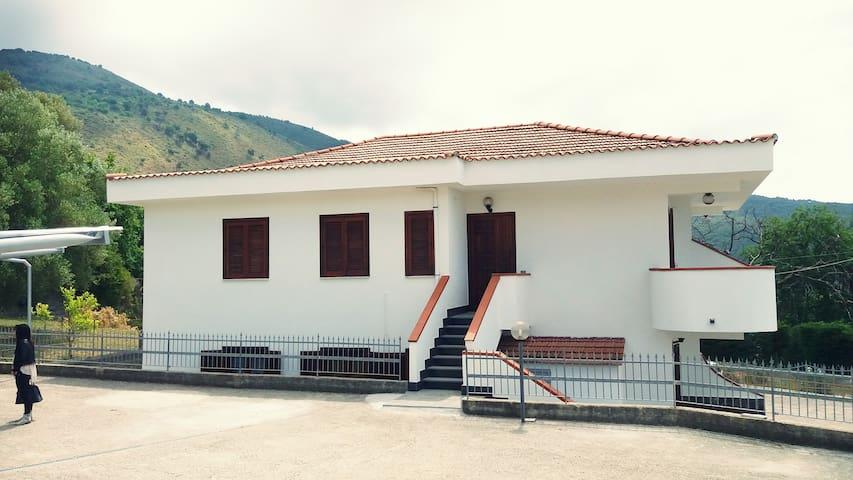 Holiday Villa Palinuro