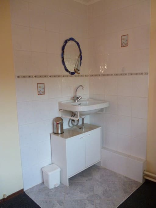 privat washing stand