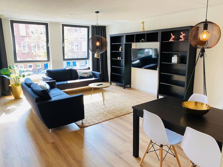 Ruim en luxe appartement met 3 slaapkamers