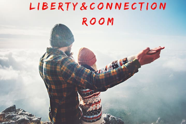 Lupulex Apartment - Liberty&Connection2 room