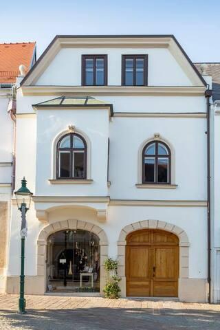 Gästewohnung in Schlossnähe