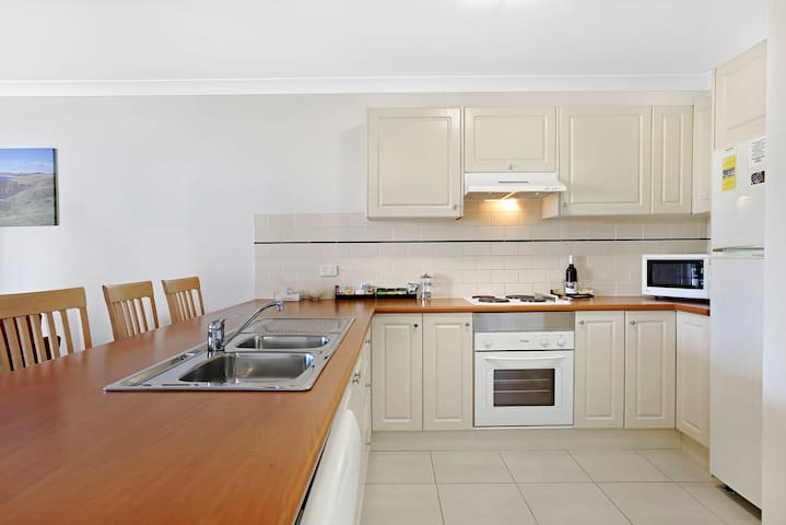 Terralong Terrace Two bedroom spa apartment central Kiama oasis