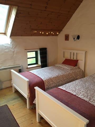 Mezzanine 2 Bed room