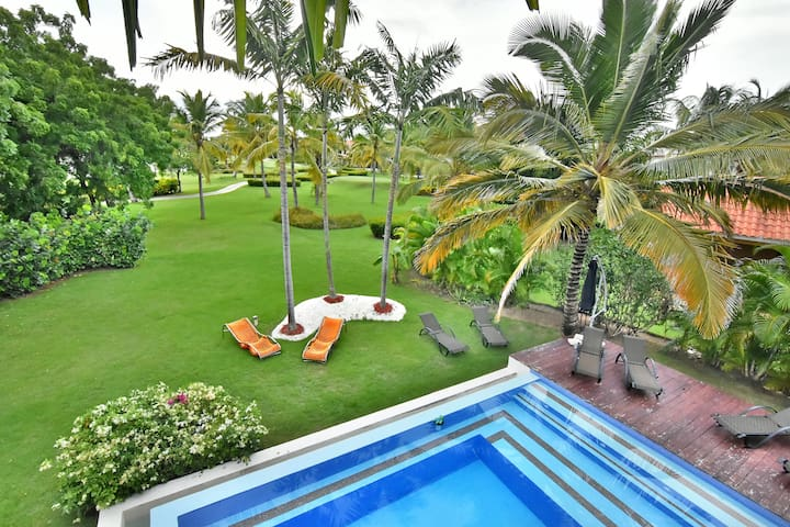 Villa Melody, Housekeeping services included - Punta Cana
