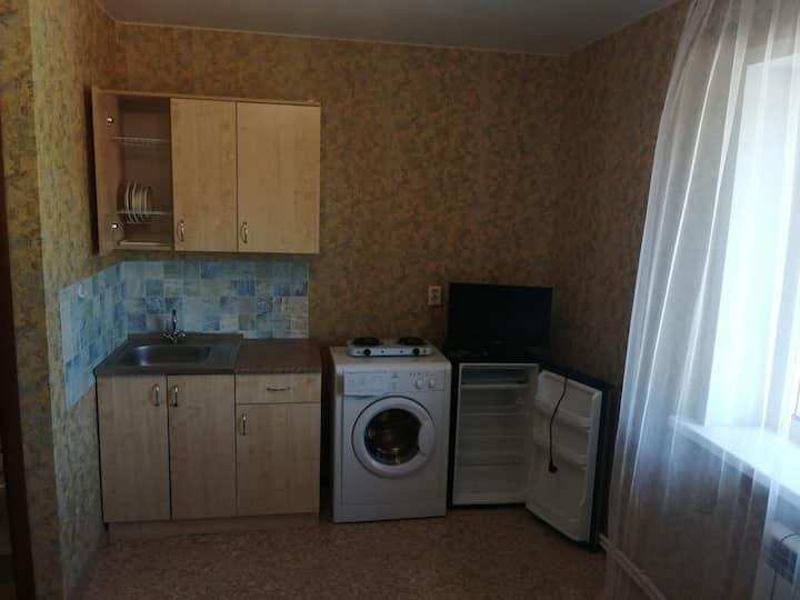 Квартира - студия, 25 кв.м. со всеми удобствами