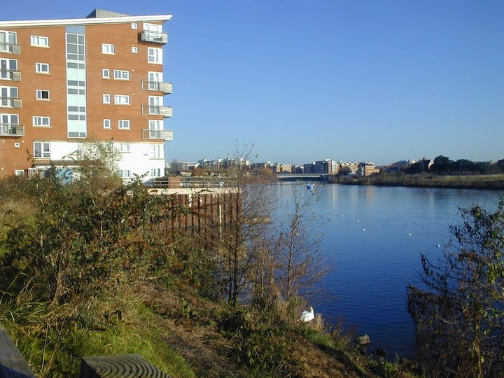 Sand Wharf Apartment, Cardiff Bay