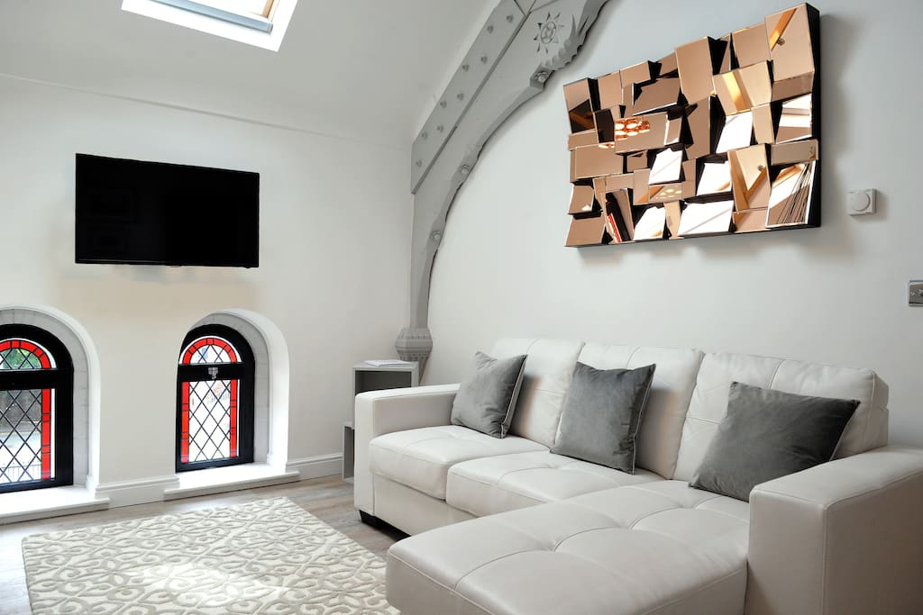 Lounge Penthouse Chapel Chester
