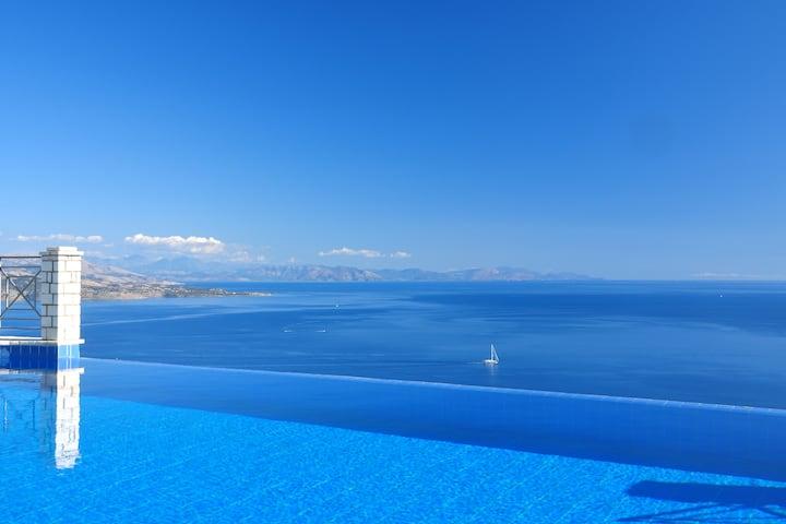 Plakero Estate. A luxurious stay in Corfu's NE.