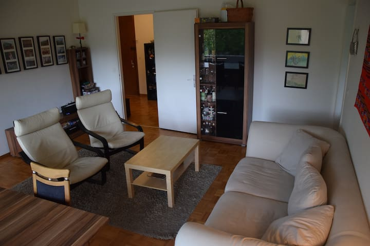 Large Apartment in Versoix - close to Geneva. - Versoix - Apartment