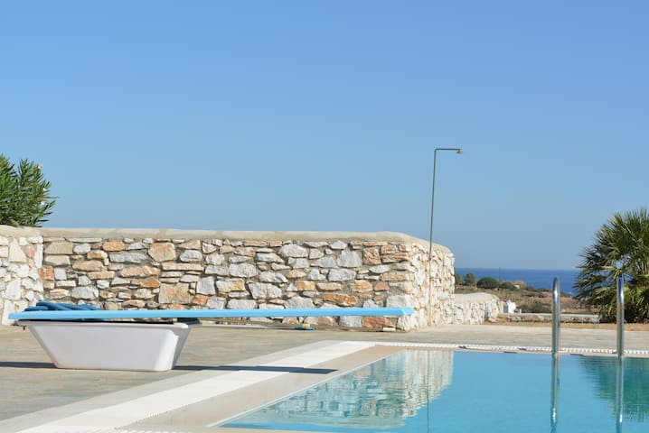 Nice house by the pool-Paros - Drios - Talo