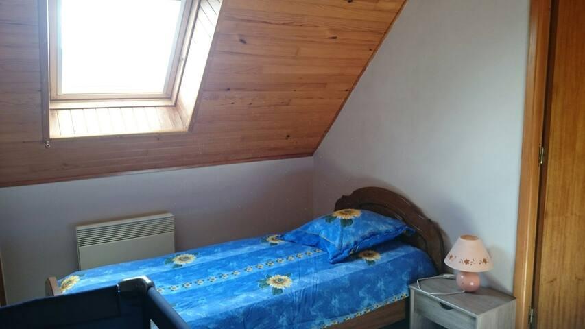 Petite maison bretonne, bord de mer - Plouhinec - บ้าน