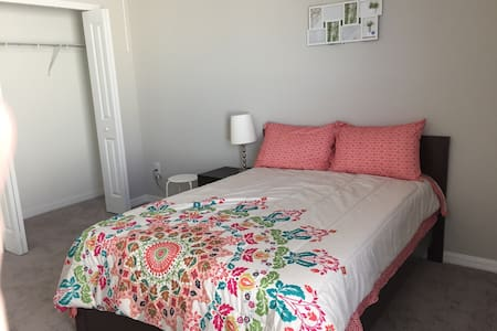 A pretty room in new house - Land O' Lakes