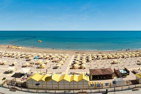 Appartamento in riva al mare - Fano