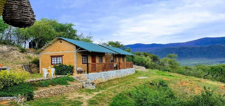 Cabaña Trompillo (Granja El Higueron)