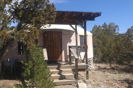MoonFlower Casitas and Retreat-Yurt - Estancia - 蒙古包