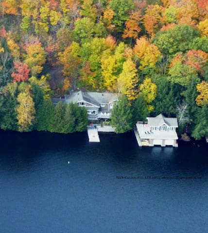 Luxury Lake Joseph/Muskoka Cottage