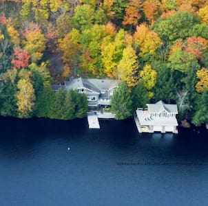 Luxury Lake Joseph/Muskoka Cottage - Minett - Blockhütte