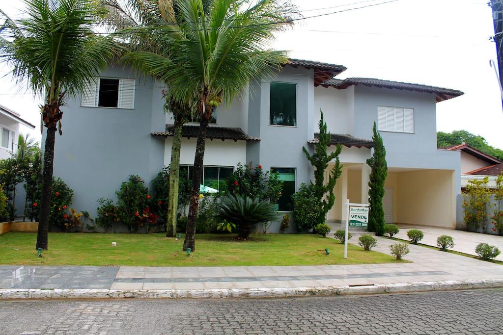 Fachada da casa (foto 2)