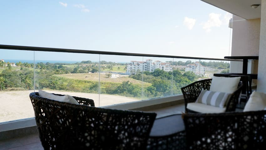 Fantastic Beach Apartment for Rent - San Carlos - Apartmen