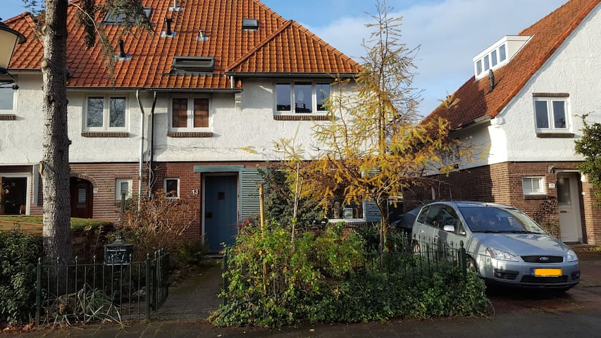 Spacious characteristic family home in Wassenaar.