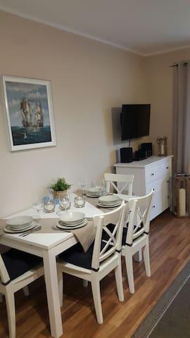 Rodzinny apartament blisko morza - Kołobrzeg - Appartement