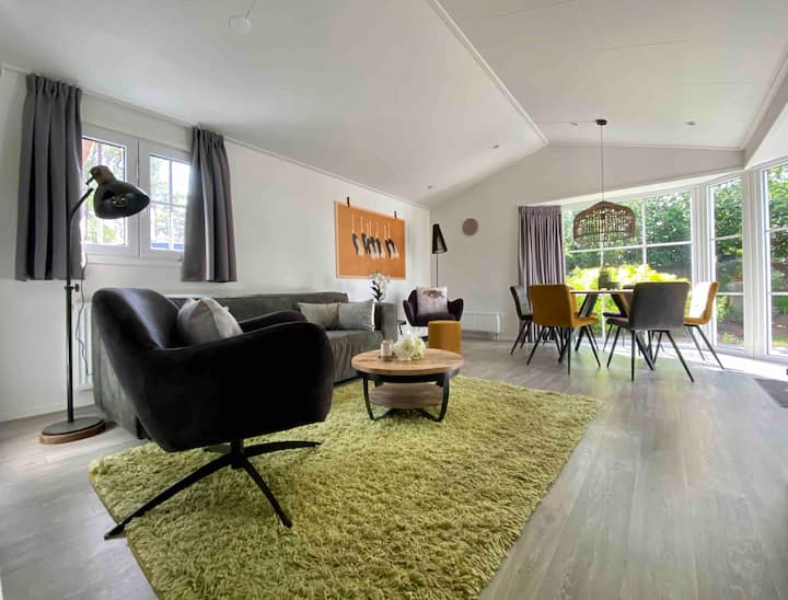 Welcome to our new bungalow in Veluwe near Otterlo