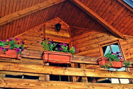 Rustic cabin - Bihać - กระท่อม