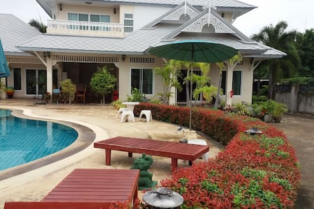 The Loxdale Manor in Hua Hin Thailand - ホアヒン