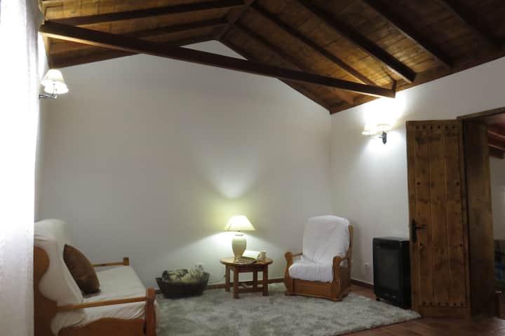 Casa de estilo Canario, medianias de Gran Canaria