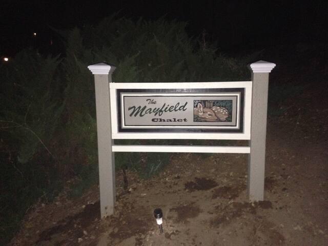 Mayfield Chalet - Groveland