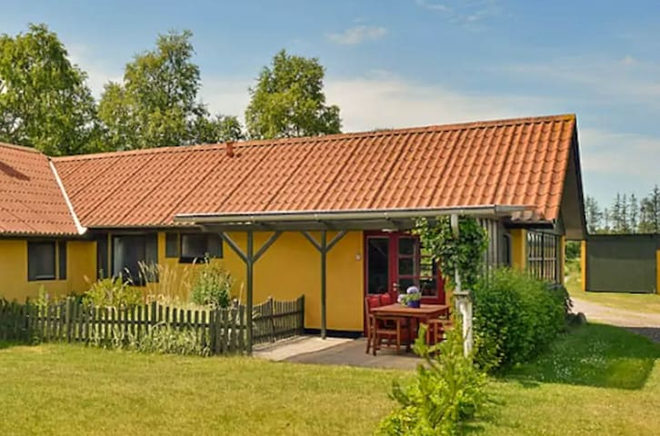 Cozy apartment nearby the beach and Skagen