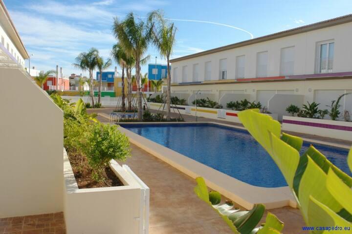 Vakantiehuis aan de Costa Blanca