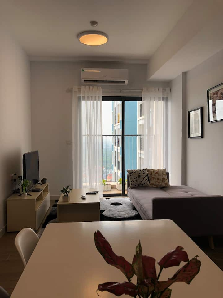ECOPARK APARTMENT FULL FURNITURE - WESTBAY B