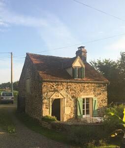 gite de pays suisse normande - La Courbe - Luontohotelli