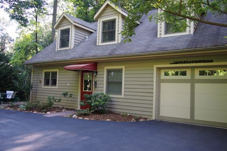 Asheville Cottage With All the Comforts of Home - Arden - Rumah